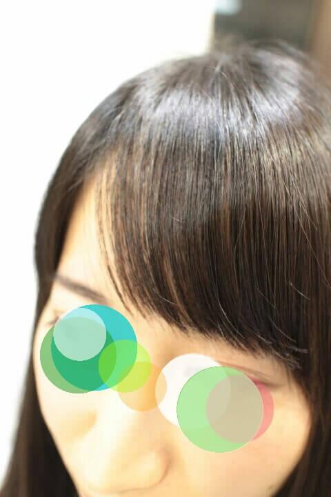 【パサパサくせ毛】シャンプー・トリートメントで抑えようとしても無理なので、縮毛矯正で美髪に♪