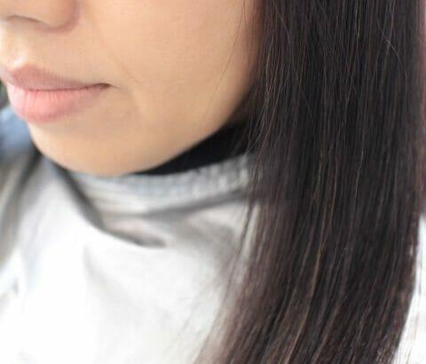 がっちり縮毛矯正した髪にデジパー例:写真18枚 ワンカールはあり?なし?